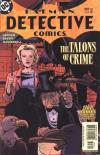 Detective Comics #803 comic books - cover scans photos Detective Comics #803 comic books - covers, picture gallery