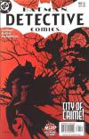 Detective Comics #805 Comic Books - Covers, Scans, Photos  in Detective Comics Comic Books - Covers, Scans, Gallery