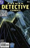 Detective Comics #806 comic books - cover scans photos Detective Comics #806 comic books - covers, picture gallery
