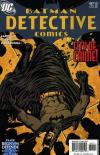 Detective Comics #807 comic books - cover scans photos Detective Comics #807 comic books - covers, picture gallery