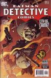 Detective Comics #808 comic books - cover scans photos Detective Comics #808 comic books - covers, picture gallery