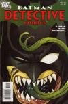 Detective Comics #811 comic books - cover scans photos Detective Comics #811 comic books - covers, picture gallery
