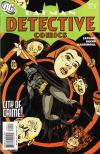 Detective Comics #812 comic books - cover scans photos Detective Comics #812 comic books - covers, picture gallery