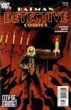 Detective Comics #813 comic books - cover scans photos Detective Comics #813 comic books - covers, picture gallery