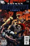 Detective Comics #814 comic books - cover scans photos Detective Comics #814 comic books - covers, picture gallery