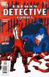 Detective Comics #815 comic books - cover scans photos Detective Comics #815 comic books - covers, picture gallery