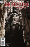 Detective Comics #820 comic books - cover scans photos Detective Comics #820 comic books - covers, picture gallery