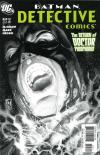 Detective Comics #825 Comic Books - Covers, Scans, Photos  in Detective Comics Comic Books - Covers, Scans, Gallery