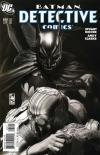 Detective Comics #830 Comic Books - Covers, Scans, Photos  in Detective Comics Comic Books - Covers, Scans, Gallery