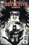 Detective Comics #833 comic books - cover scans photos Detective Comics #833 comic books - covers, picture gallery
