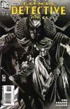 Detective Comics #834 comic books - cover scans photos Detective Comics #834 comic books - covers, picture gallery