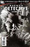 Detective Comics #838 Comic Books - Covers, Scans, Photos  in Detective Comics Comic Books - Covers, Scans, Gallery