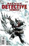 Detective Comics #842 Comic Books - Covers, Scans, Photos  in Detective Comics Comic Books - Covers, Scans, Gallery