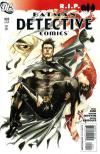 Detective Comics #850 comic books - cover scans photos Detective Comics #850 comic books - covers, picture gallery