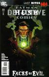 Detective Comics #852 Comic Books - Covers, Scans, Photos  in Detective Comics Comic Books - Covers, Scans, Gallery