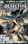 Detective Comics #853 comic books - cover scans photos Detective Comics #853 comic books - covers, picture gallery