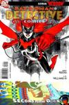 Detective Comics #854 comic books - cover scans photos Detective Comics #854 comic books - covers, picture gallery