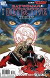 Detective Comics #856 comic books - cover scans photos Detective Comics #856 comic books - covers, picture gallery