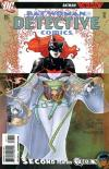 Detective Comics #857 comic books - cover scans photos Detective Comics #857 comic books - covers, picture gallery