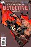 Detective Comics #861 comic books - cover scans photos Detective Comics #861 comic books - covers, picture gallery
