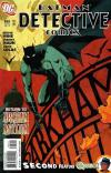 Detective Comics #864 comic books - cover scans photos Detective Comics #864 comic books - covers, picture gallery