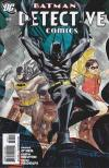 Detective Comics #866 comic books - cover scans photos Detective Comics #866 comic books - covers, picture gallery
