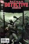 Detective Comics #870 comic books - cover scans photos Detective Comics #870 comic books - covers, picture gallery