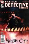 Detective Comics #876 Comic Books - Covers, Scans, Photos  in Detective Comics Comic Books - Covers, Scans, Gallery