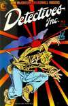 Detectives Inc. #2 comic books - cover scans photos Detectives Inc. #2 comic books - covers, picture gallery