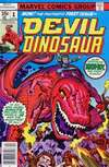 Devil Dinosaur #1 comic books for sale