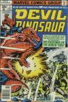 Devil Dinosaur #7 comic books for sale