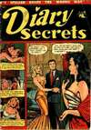 Diary Secrets comic books