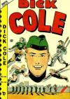 Dick Cole comic books