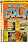 Dick Cole #7 comic books for sale