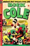 Dick Cole #9 comic books for sale