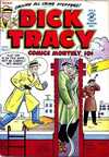 Dick Tracy Comic Books. Dick Tracy Comics.