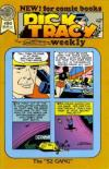 Dick Tracy Monthly/Weekly #90 comic books for sale