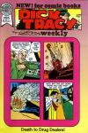 Dick Tracy Monthly/Weekly #95 comic books for sale