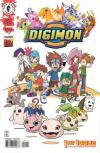 Digimon Digital Monsters comic books