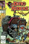 Dino Riders #1 comic books for sale