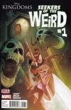 Disney Kingdoms: Seekers of the Weird #1 cheap bargain discounted comic books Disney Kingdoms: Seekers of the Weird #1 comic books