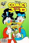 Disney's Comics in 3-D comic books