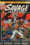 Doc Savage #2 comic books - cover scans photos Doc Savage #2 comic books - covers, picture gallery