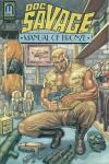 Doc Savage: The Manual of Bronze comic books