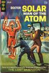 Doctor Solar: Man of the Atom #25 comic books - cover scans photos Doctor Solar: Man of the Atom #25 comic books - covers, picture gallery