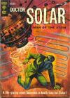 Doctor Solar: Man of the Atom #4 comic books - cover scans photos Doctor Solar: Man of the Atom #4 comic books - covers, picture gallery
