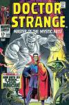Doctor Strange comic books