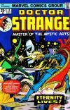 Doctor Strange #10 comic books - cover scans photos Doctor Strange #10 comic books - covers, picture gallery