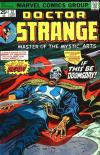 Doctor Strange #12 comic books - cover scans photos Doctor Strange #12 comic books - covers, picture gallery