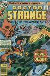 Doctor Strange #16 comic books - cover scans photos Doctor Strange #16 comic books - covers, picture gallery